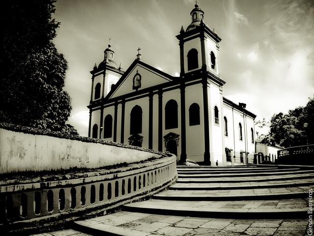 Matriz's Church of Manaus