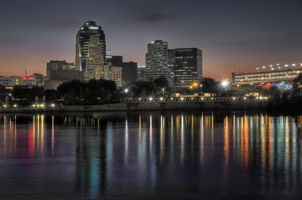 Downtown Shreveport La Downtown Shreveport La As Seen