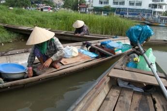 Kleine Rundfahrt mit Fischern