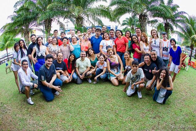 Confraternização de Natal (2012) do GFM
