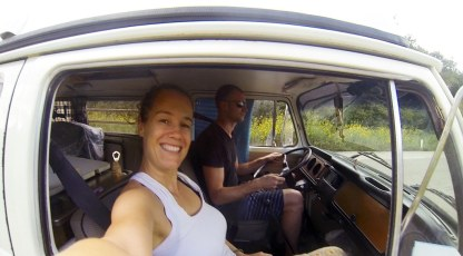Driving Nina