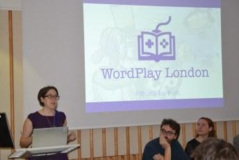 WordPlay London 2016