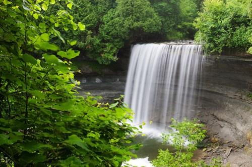 Bridal Veil Falls, Ontario