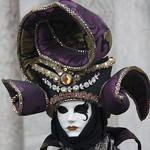 Viajefilos en el Carnaval de Venecia, Mascaras Venecianas 18