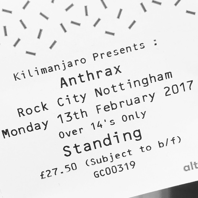 44/365 Among the thrashers of Rock City