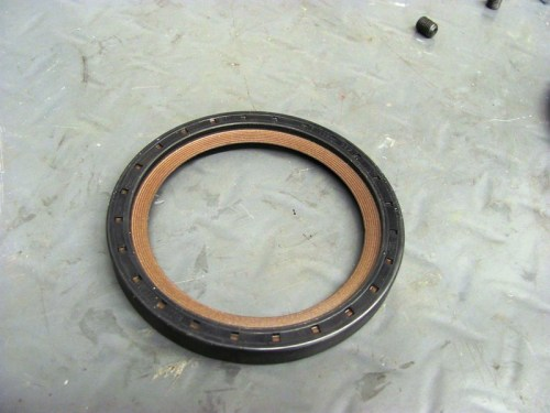 Front Side of New-Style Teflon Rear Main Seal