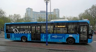 Zwolle Station, Bus Syntus Overijssel