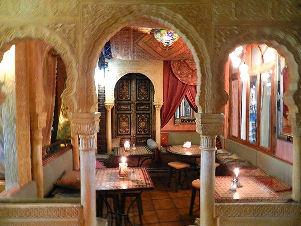 Granada teteria arabe 08