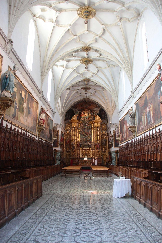 Iglesia de Santa Maria de Aula Dei