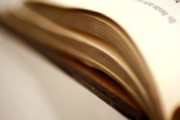grandfathers bible