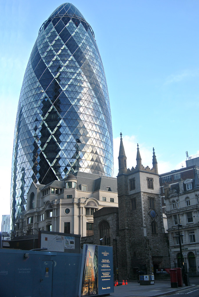 Quot The Gherkin Building Quot London 30 St Mary Axe Widely