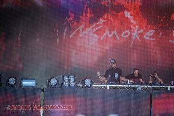 The Chainsmokers @ Fvded in The Park - July 4th 2015