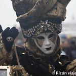 Viajefilos en el Carnaval de Venecia, Mascaras Venecianas 17