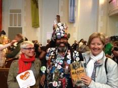 Gospel lors de la visite privée de San Francisco avec www.frenchescapade.com
