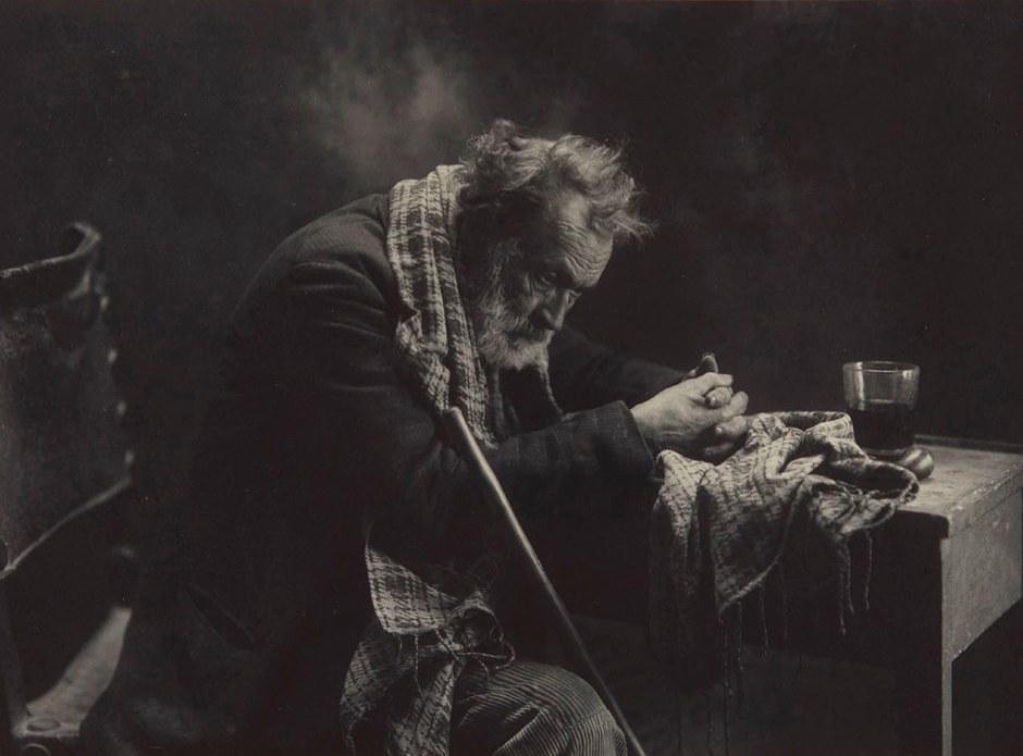 """Joan Vilatobà, """"Meditación (variación)"""" (1904-1905)"""
