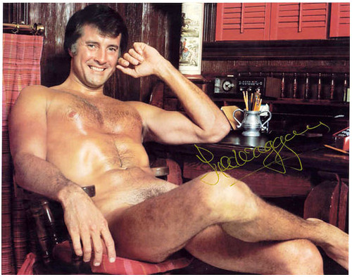 Lyle Waggoner, Playgirl Centerfold, June 1973 - a photo on Flickriver