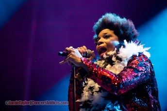 Galactic featuring Macy Gray @ Pemberton Music Festival - July 17th 2015