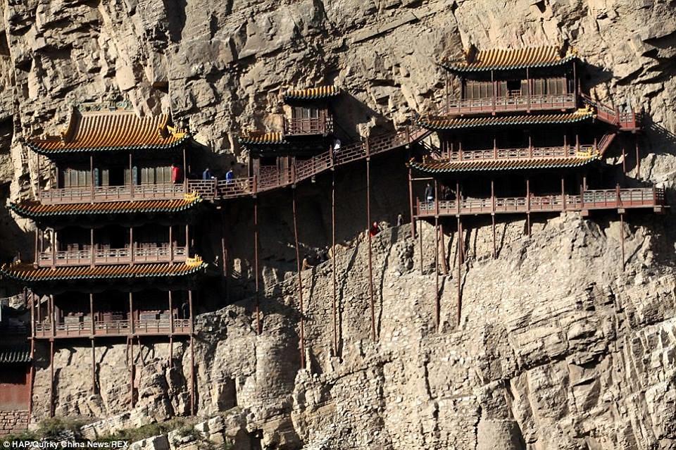 Monasterio Xuan Kong Si