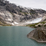 4 viajefilos en Noruega, Nigardebreen 02