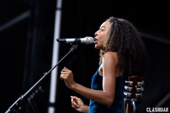 Corinne Bailey Rae @ Music Midtown Festival in Atlanta GA on September 18th 2016