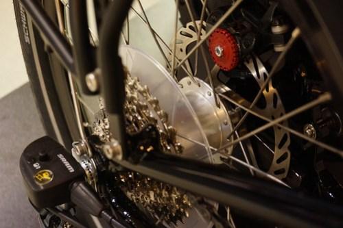 Eurobike 2014: Tern Verge S27h