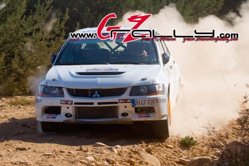 Spanish Rally Gravel Championship 2008.Campeonato de España de Rallyes de Tierra 2008.