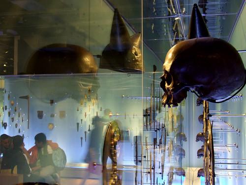 Iron Age skull