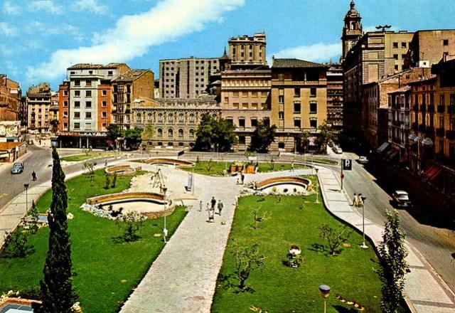 Plaza de Salamero 1972