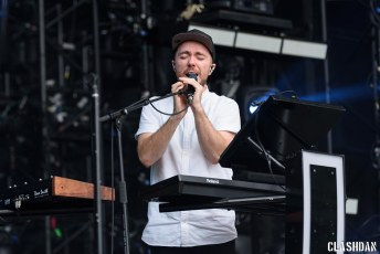 CHVRCHES @ Music Midtown Festival in Atlanta GA on September 17th 2016