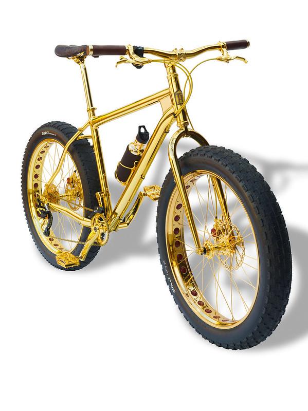 το χρυσό ποδήλατο