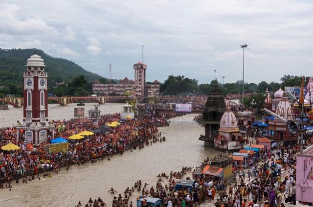 Haridwar Kanwar Yatra 2