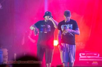 Eminem @ Squamish Valley Music Festival - August 10th 2014