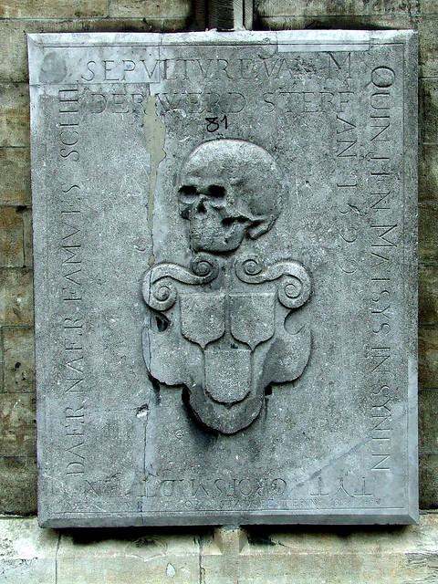 Quentin Metsys memorial