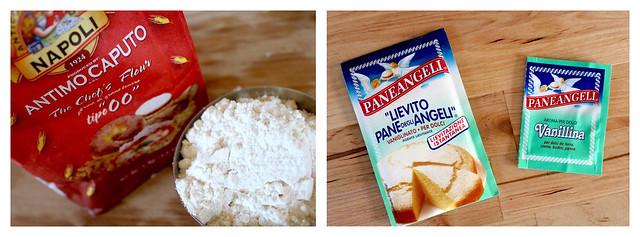 Italian Baking Ingredients