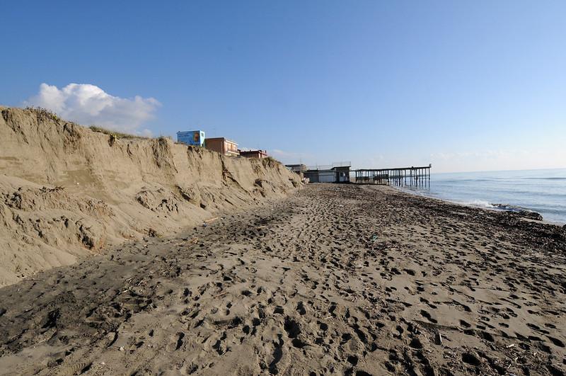 Erosione delle spiagge nel Mediterranei / Beach erosion in the Mediterranean