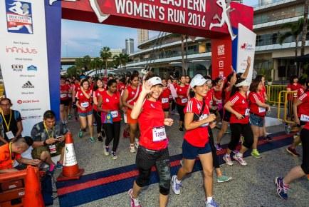 Great Eastern Women's Run 2016