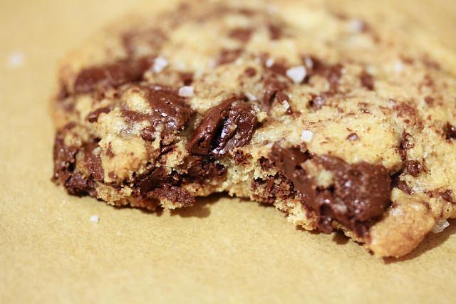 Rye Whiskey Choco Chip Cookies - 21