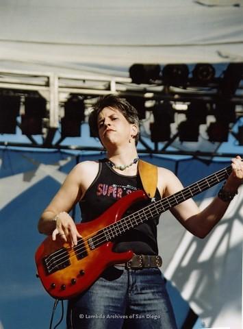 Main Stage at San Diego LGBTQ Pride Festival, 2002