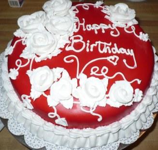 Red Velvet Birthday Cake2