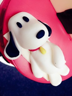 snoopy birthday doll