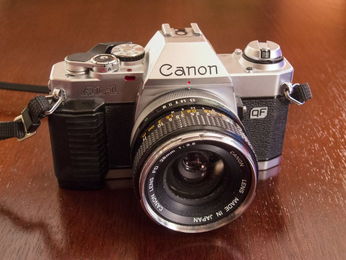 Canon AL-1
