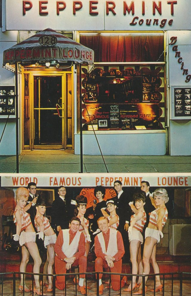 Peppermint Lounge - New York, New York
