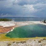 90- Yellowstone.West Thumb Geyser Basin
