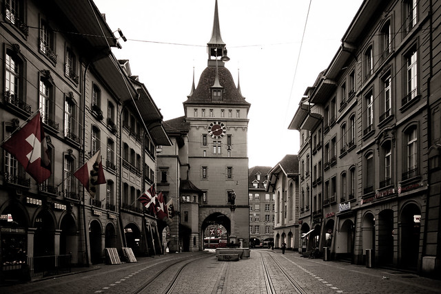 Käfigturm Bern, Switzerland
