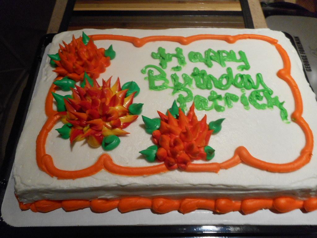 Happy Birthday Patrick Sheriff John Tv Lunch Show Kttv Lo Flickr