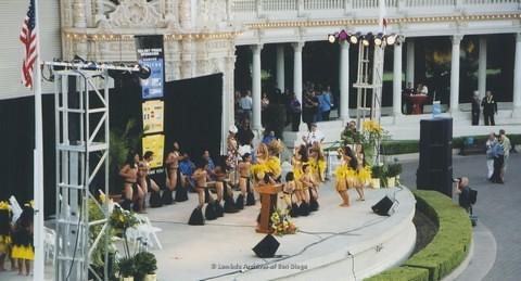 San Diego LGBTQ Pride Rally, 2003