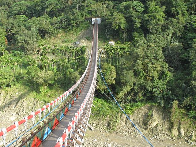 Suspension Bridge, Shanmei