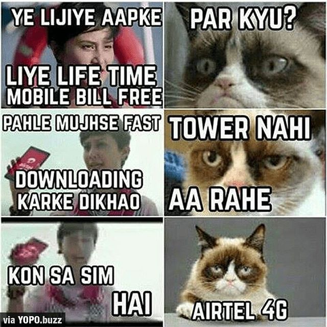 Airtel Trolled Download The Yopo App On Android Fo Flickr