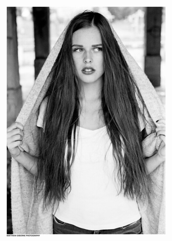 Ukraine Model Photography