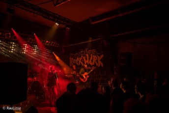Anne Clark - Live 2015 @Rockwerk, Hof